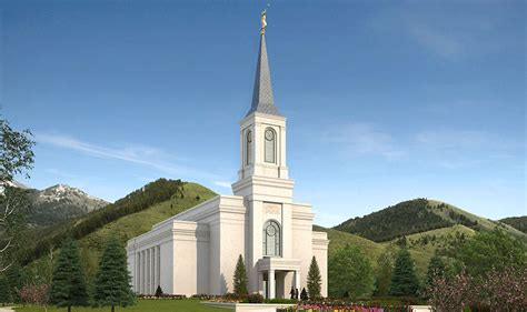 star valley temple open house open house scheduled for new star valley temple local idahostatejournal com