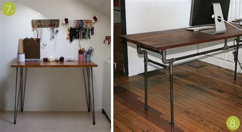 Diy Simple Wood Desk Online Woodworking Plans Simple Diy Desk