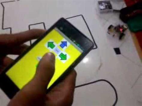 cara membuat robot kontrol jarak jauh cara membuat android remote control robot berbasis arduino