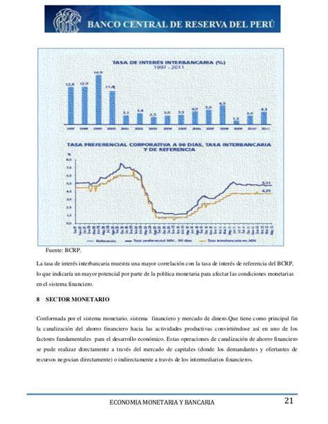banco central de banco central de reserva peru