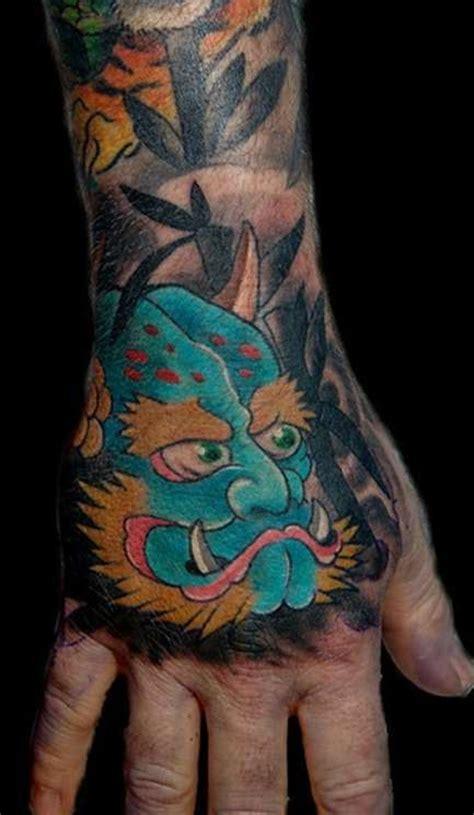 tattoo expo gettysburg sasha67 oni hand tattoos oni japanese