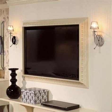 tv display ideas 25 best ideas about tv frames on pinterest mirror