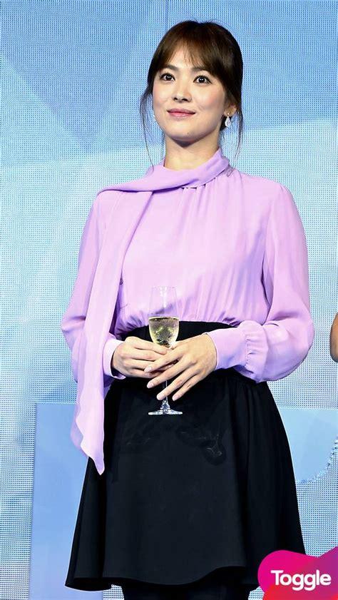 Laneige Di Singapore song hye gyo akui bahwa bagian tubuh ini paling cantik