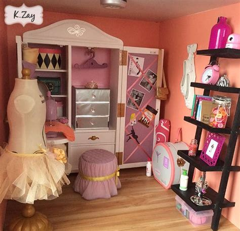 doll house studio american girl isabelle s studio dollhouse doll american girl dolls pinterest