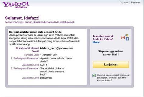cara membuat email baru yahoo indonesia kiki feliana