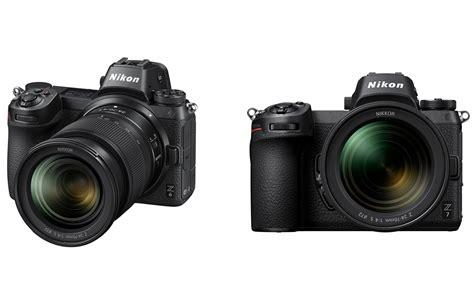 nikon z6 z7 frame 4k mirrorless cameras announced in india