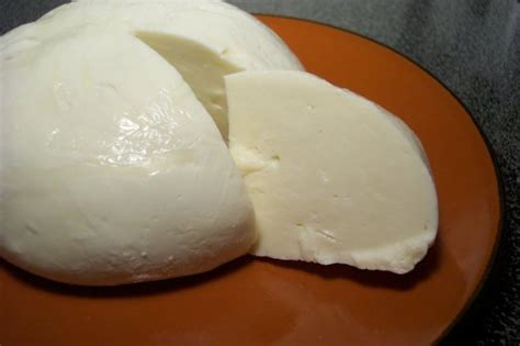 Handmade Mozzarella - 30 minute fresh mozzarella cheese recipe cheese