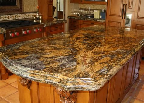 Kitchen Backsplash Design by Supreme Fantasy Granite Kitchen Millestone Marble Amp Tile