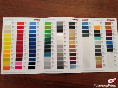 Autofolie 3m Oder Oracal by Folienfarben Farbe Folien Carbonfolie Muster