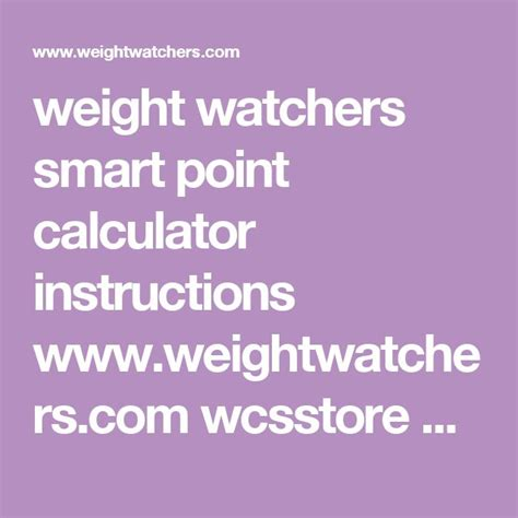 weight watchers the complete smart points guide to a permanent weight lost include 90 day meal plan books 1000 ideas about weight watchers points calculator on