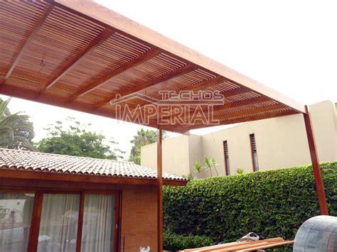 techos de madera para terrazas techos de madera techos de terrazas techos para terrazas