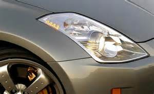 2006 Nissan 350z Headlights Car And Driver