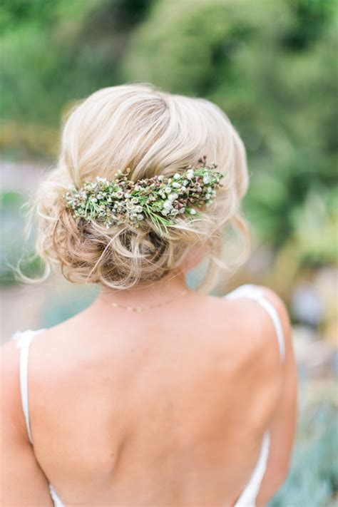 Wedding Hair Bun For Hair by Wedding Hair Inspiration 12 Gorgeous Low Buns