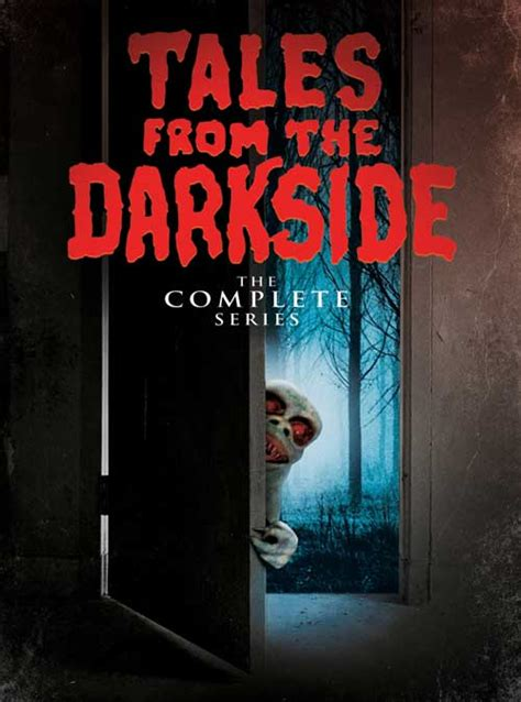 Tales From The Darkside by Tales From The Darkside Dvd News Announcement For The