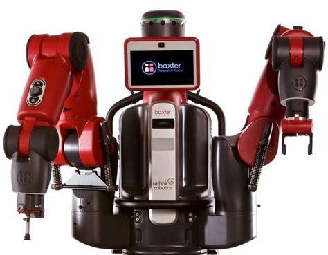 the international research robot hammacher schlemmer baxter research robot laboratory robotics solutions
