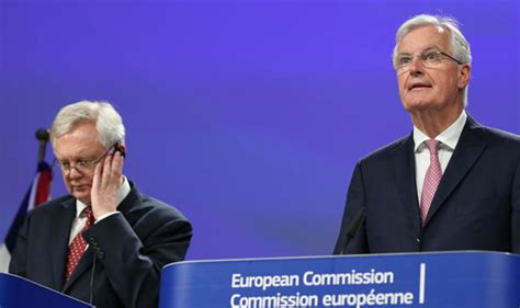 Cabinet Barnier by Eu Trying To Ram Through 163 36bn Bill While Cabinet On