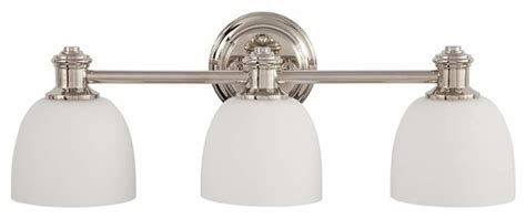traditional bathroom light fixtures park harbor phvl2133 peebles 3 light bathroom fixture