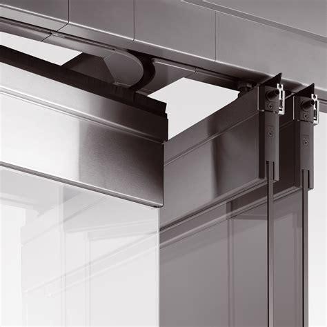 interior sliding glass wall systems dorma hsw fsw sliding wall systems transparent versatility
