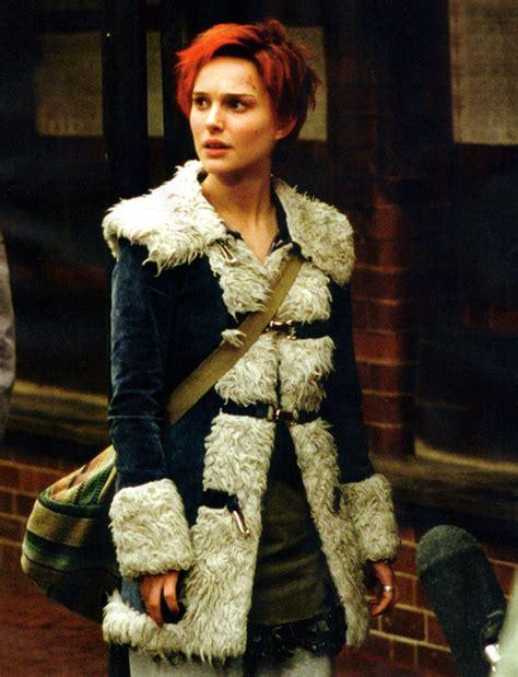 Natalie Set 2in One natalie portman s russian fur mod princess coat on the hunt