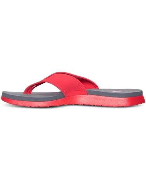 finish line sandals lyst nike s celso plus sandals from finish