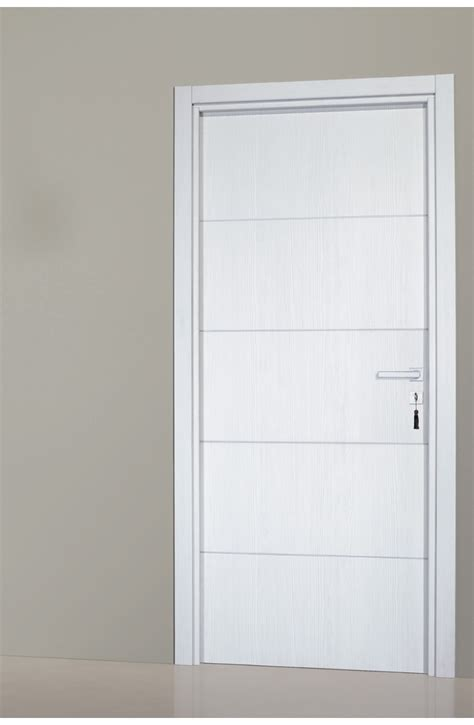 Porte Interieure Design by Portes D Interieur Seymour Finition Chene Blanc Porte
