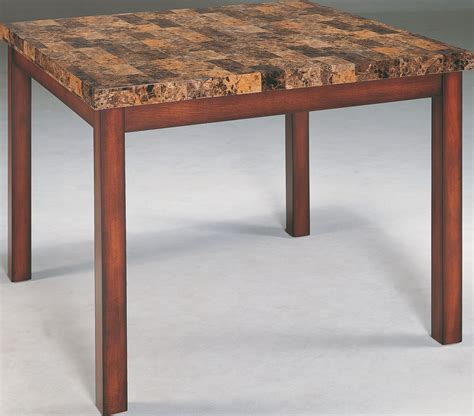 faux marble counter height table achillea faux marble counter height table from homelegance