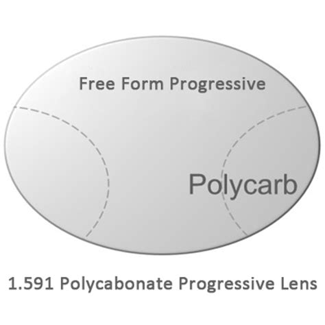 best progressive lenses aliexpress buy 1 59 index polycarbonate free form