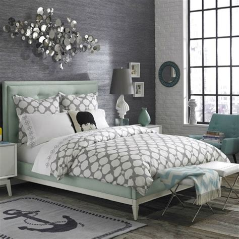 Jonathan Adler Bedroom | jonathan adler hollywood bedding grey for the home