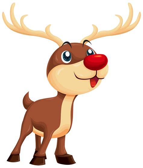 clipart reindeer rudolph clipart clipground