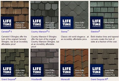 shingle styles choosing a roof shingle color a little design help