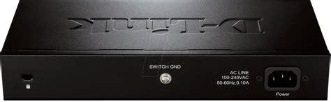 D Link Des 1024c Switch Hub 24 Port Metal d link des 1024d fast ethernet switch 24 port at reichelt elektronik
