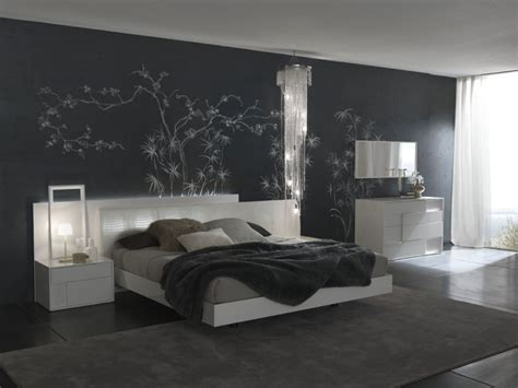 Gray Bedroom Walls | gray bedroom with accent wall the ultimate designs