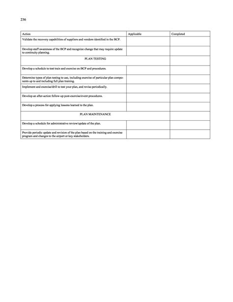 Nil Report Letter Business Continuity Plan Template Free Blank Reference Sheet Sle Rental Agreement