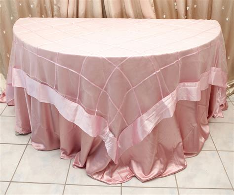 blush pink table overlays designer tables reference