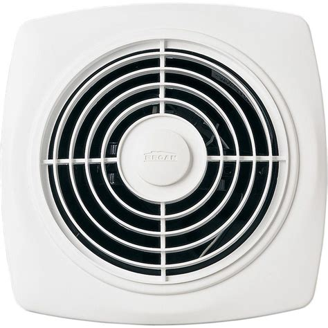 Broan 270 CFM Through the Wall Exhaust Fan 508   The Home