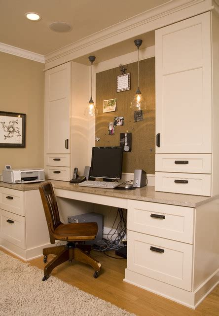 houzz home office home office computer room traditional home office