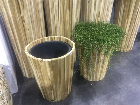modern wood planter modern planters that imprint a fresh vibe on the decor