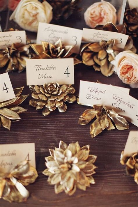 place card holders ideas for your wedding arabia weddings glamorous russian wedding you have to see to believe
