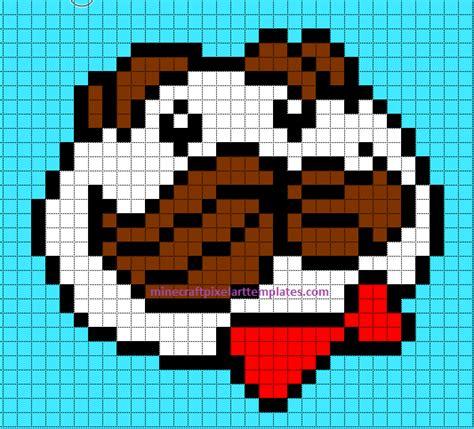 deadpool minecraft blueprints pixel art pinterest