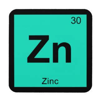 zinc symbol gifts on zazzle