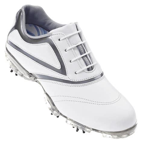 footjoy sport golf shoes white silver 2013