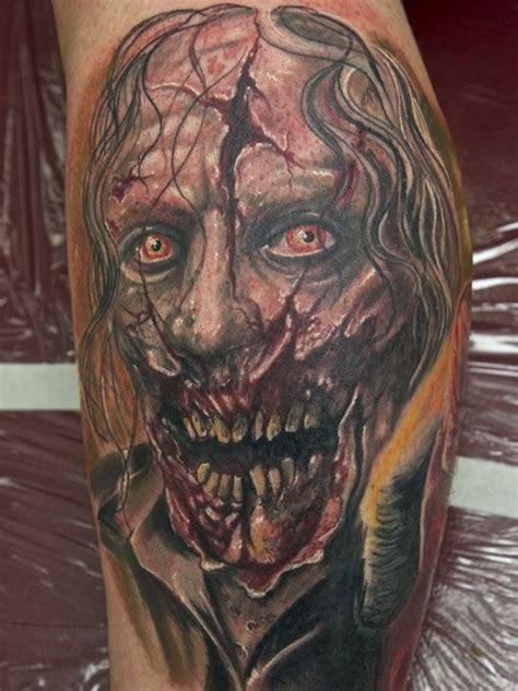 hot zombie tattoo pinterest the world s catalog of ideas