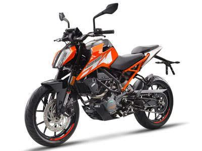 ktm 125 duke for sale price list in india october 2018
