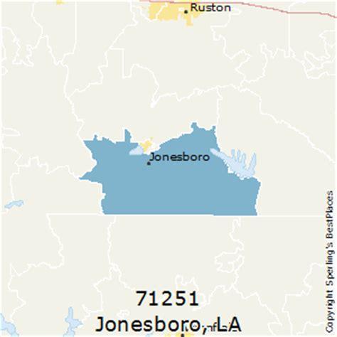 jonesboro louisiana map best places to live in jonesboro zip 71251 louisiana