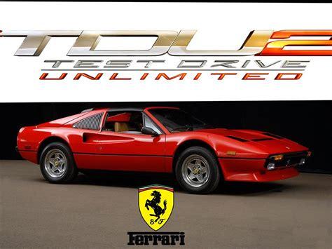 Ferrari Gto 308 by Test Drive Unlimited 2 Test Drive Ferrari 308 Gto Youtube