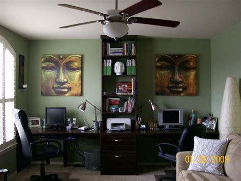 Zen Decorating Ideas For Office Zen Home Office Favorite Places Spaces