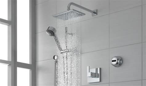 Shower Shower Siderna Medium Flow Shower Modern By Brizo Faucet