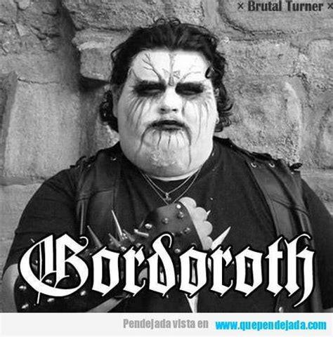 Metal Memes - metal memes gordoroth que pendejada metal pinterest