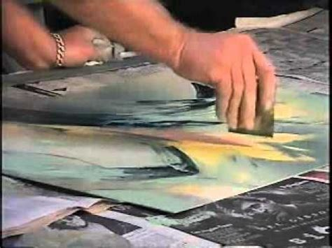 watercolor monoprint tutorial monoprinting tutorial 1 printmaking arts youtube art