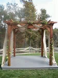 mytotalnet wedding decoration pergolas